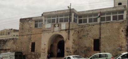 """خاص لـ""""وطن"""" بالفيديو .. الكرنتينا في الخليل، مبنى تاريخياً حافظ على جماله وبقي بخدمة صحة المواطنين"""
