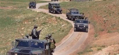 الجيش اللبناني يضيق الخناق على داعش ويتقدم في جرود عرسال