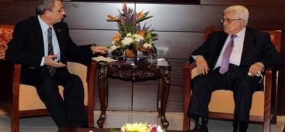 الرئيس يستقبل النائب البرغوثي ويهنئه على سلامته بعد اصابته من قبل الاحتلال