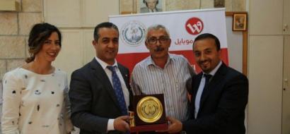 الوطنية موبايل توقع اتفاقية رعاية وشراكة استراتيجية مع النادي الأرثوذكسي الثقافي العربي