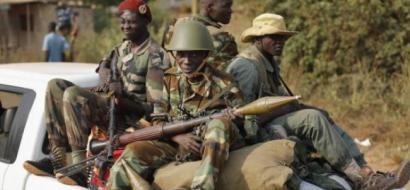 40 قتيلا في معارك طائفية في افريقيا الوسطى