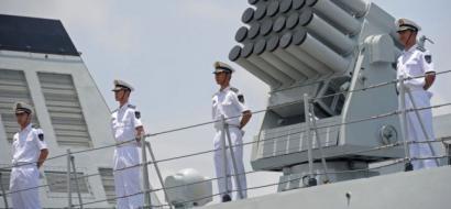 الحرب بين الصين وأمريكا قادمة