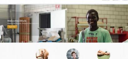 طلاب في ألمانيا يطلقون مبادرة لمساعدة اللاجئين في إيجاد عمل