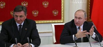 بوتين: سلوفينيا مكان مناسب للقاء ترمب