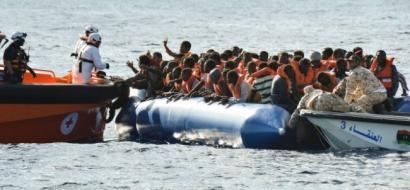 الشرطة الإيطالية تقبض على مهرب بشر عذب لاجئين