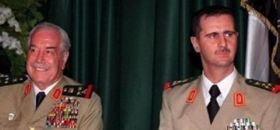 وفاة وزير الدفاع السوري السابق مصطفى طلاس