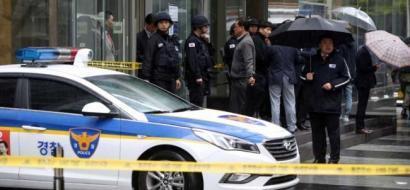 شرطة كوريا الجنوبية تعلن العثور على متفجرات في مبنى سامسونج