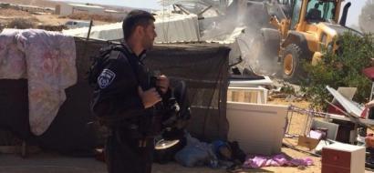 6 اسرائيليين اعتدوا على فلسطينيين في بئر السبع