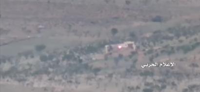 """بالفيديو.. حزب الله يقصف مواقع لـ""""داعش"""" داخل لبنان"""