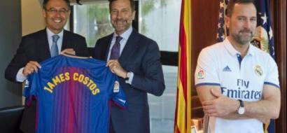 فضيحة في برشلونة.. مستشار النادي الجديد مدريدي