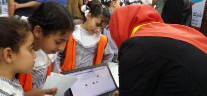 """خاص لـ""""وطن"""": بالفيديو.. غزة: لشغفها بالشعر.. مهندسة حاسوب تؤسس موقعا إلكترونيا لعلم العروض"""