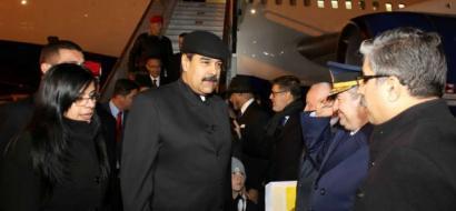 مادورو: قرار ترامب بشأن القدس يهدد الشرق الأوسط
