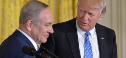 """ترامب: الامم المتحدة عاملت اسرائيل بطريقة ظالمة وعلى الفلسطينيين التخلص من """"الكراهية"""""""