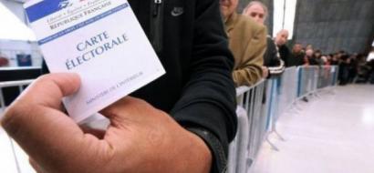 الفرنسيون يدلون بأصواتهم في الدور الأول من الاستحقاق الرئاسي