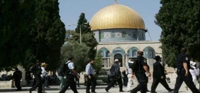 المستوطنون يخططون لاقتحام المسجد الاقصى