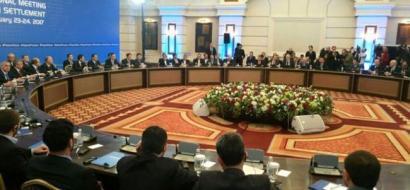 لقاء جديد بين  روسيا، ايران وتركيا في الآستانة