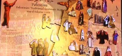 """خاص لـ """"وطن"""": بالفيديو.. الثوب الفلسطيني عمره أكثر من 5000 عام.. ومريم العذراء ارتدت نماذج منه"""