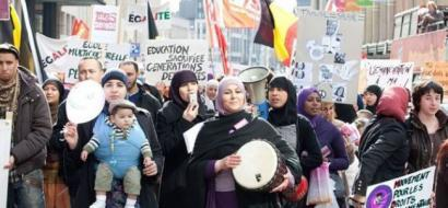 10 أشهر سجن لبريطاني اعتدى على ممرضة محجبة