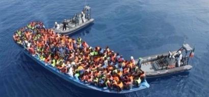 إنقاذ 6000 لاجئ في البحر المتوسط خلال أيام