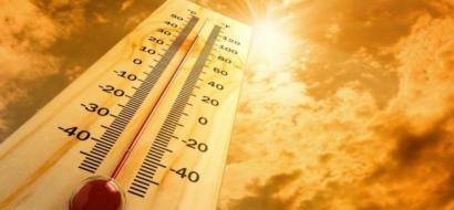 اجواء شديدة الحرارة