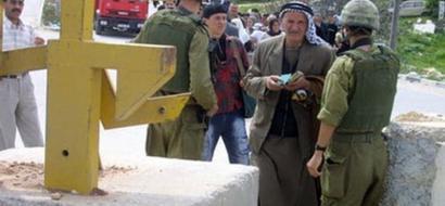 الاحتلال يغلق الضفة الغربية بمناسبة الاعياد اليهودية
