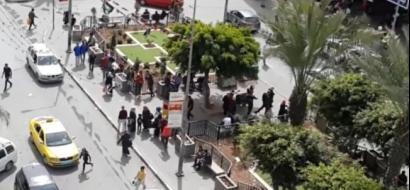 المواطنون في نابلس لكاميرا وطن: المرأة قد تتفوق على الرجل ونحن مع التصويت لصالحها