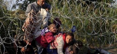 هنغاريا تبني جدارا جديدا ضد المهاجرين