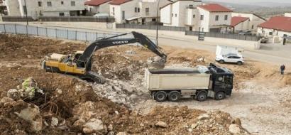 إسرائيل تنوي بناء 15 ألف وحدة استيطانية في القدس
