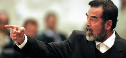 متى تم توقيع مذكرة إعدام صدام حسين؟