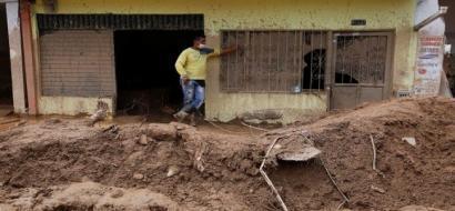 ارتفاع حصيلة ضحايا الانهيارات الأرضية في كولومبيا إلى 320
