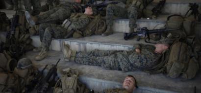 """الجيش الأميركي في حالة """"مزرية"""""""