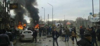 انفجار كبير يهز مدينة جبلة السورية