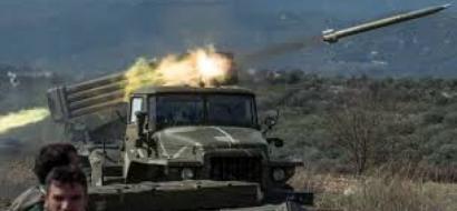 الجيش السوري يتقدم باتجاه مدينة الباب معقل تنظيم داعش