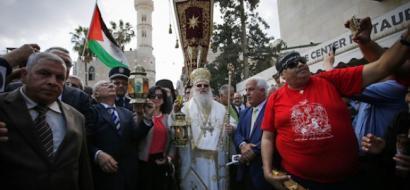 في عيد الفصح: معاناة المسيحيين العرب