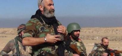 الفيديو الاخير للواء السوري عصام زهر الدين