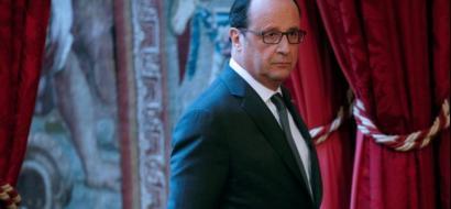 الرئيس الفرنسي يحذر ترمب في رسالة متلفزة