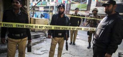 اغتيال دبلوماسي أفغاني في باكستان برصاص حارسه