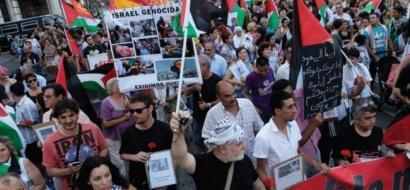 اسرائيل تشن حربا قانونية على المقاطعة في اسبانيا