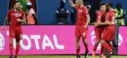 فيديو.. تونس تحسم موقعة الجزائر بأمم إفريقيا