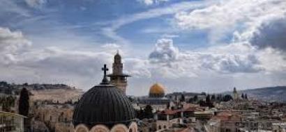سوريا: متظاهرون ضد اعلان ترامب بشأن القدس