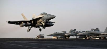 طائرات التحالف تقتل وتصيب العشرات شرق سوريا