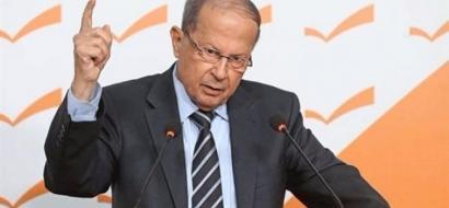 """الرئاسة اللبنانية: التهديدات الإسرائيلية """"ستجد الرد المناسب"""""""