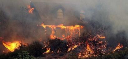 قتلى جدد بحرائق كاليفورنيا