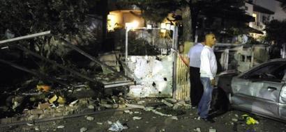 غانتس : اي هجوم من سيناء او غزة تتحمل مسؤوليته حماس وهي عنواننا للرد
