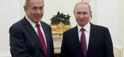 نتنياهو يحرض بوتين على ايران