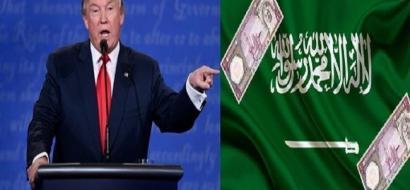 ترامب يطالب السعودية بدفع المزيد