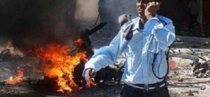 انتحاري يفجر سيارة مفخخة في مطعم في مقديشو