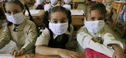 تسمم عشرات التلاميذ في مصر
