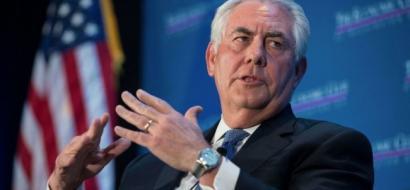 """تليرسون """"محبط"""" لعدم التوصل لحل في الأزمة الخليجية"""