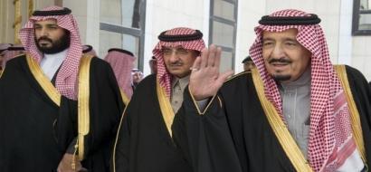 نجل الملك سلمان يتقدم الى قيادة السعودية